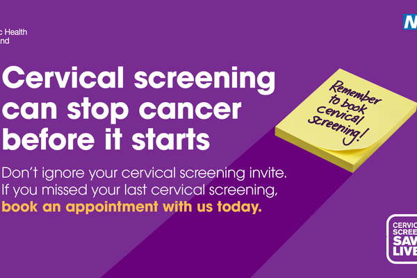 Cervical Screening Campaign